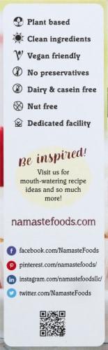 Namaste Foods Organic Yellow Cake Mix Perspective: left