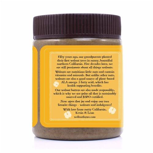 Wellnut Farms Salted Caramel Walnut Butter Perspective: left