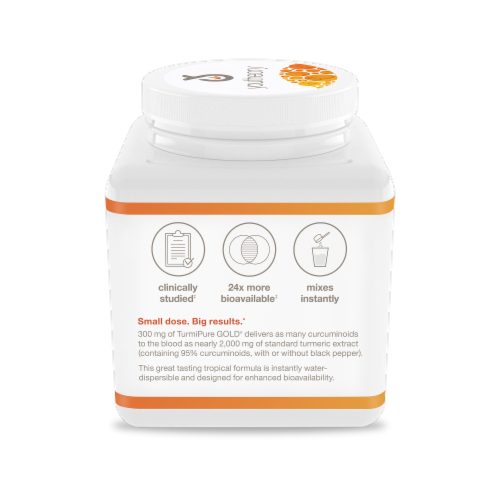 Youtheory® Tropical Turmeric Powder Perspective: left