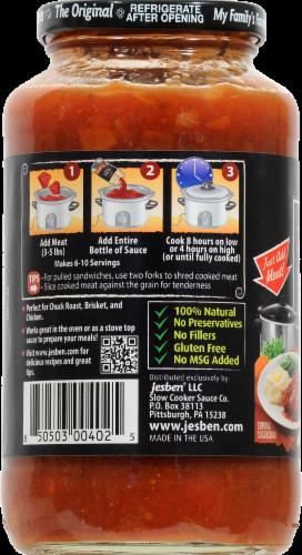 Jesben Slow Cooker Sauce Classic Pot Roast Perspective: left