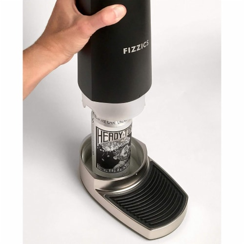 Fizzics FZ403 DraftPour Nitro-Style USB-Powered Home Bar Beer Tap Dispenser Perspective: left