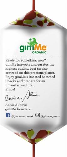 Gimme Teriyki Seaweed Snack Perspective: left