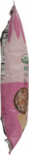 The Real Coconut Organic Himalayan Pink Salt Grain Free Tortilla Chips Perspective: left