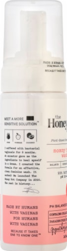 The Honey Pot Feminine Mommy to be Wash Perspective: left