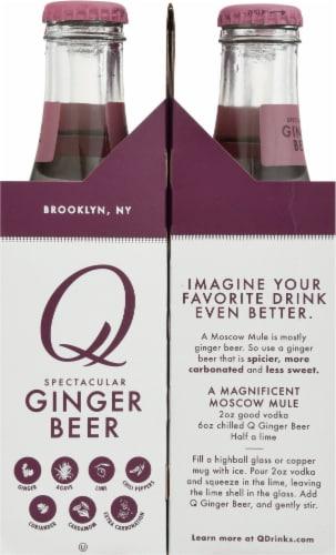 Q Mixers Ginger Beer Perspective: left