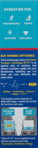 Liquid I.V. Hydration Multiplier Strawberry Electrolyte Drink Mix Perspective: left