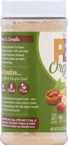 PB2 Organic Powdered Peanut Butter Perspective: left