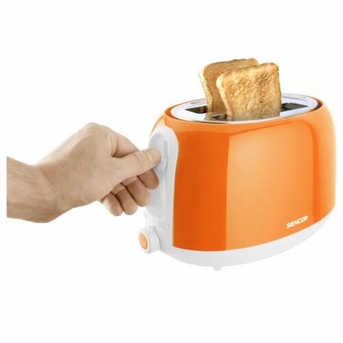 Sencor 2-Slot Toaster - Orange Perspective: left
