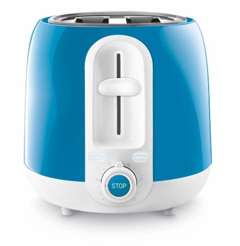 Sencor 2-Slot Toaster - Turquoise Perspective: left