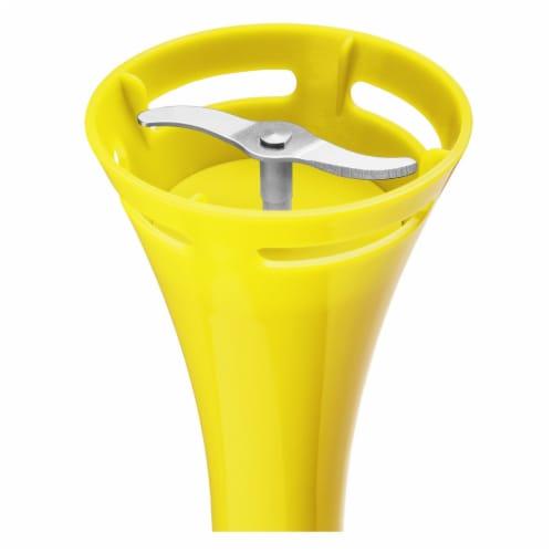 Sencor Stick Blender with Beaker - Yellow Perspective: left