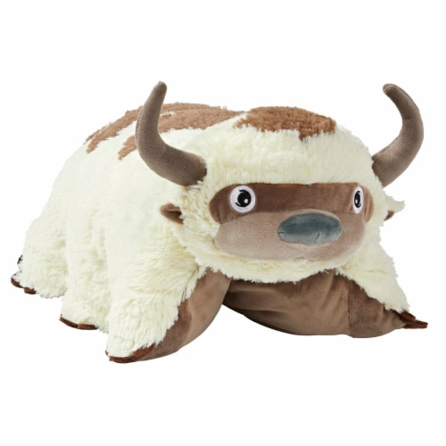 Pillow Pets Jumboz Appa Plush Toy Perspective: left