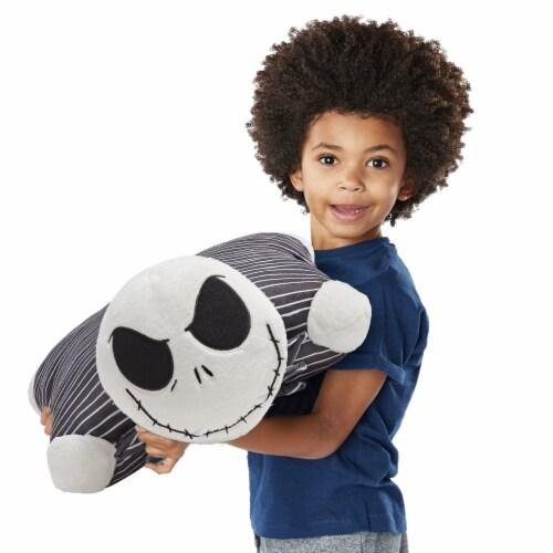 Pillow Pets Disney Jack Skellington Plush Toy - Black Perspective: left