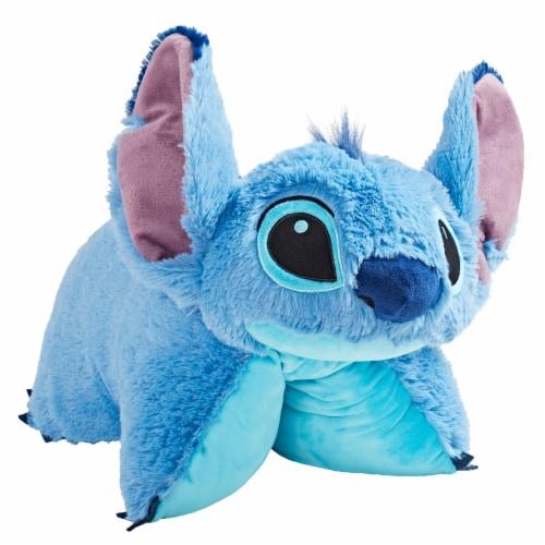 Pillow Pets Disney Lilo & Stitch Stitch Plush Toy Perspective: left