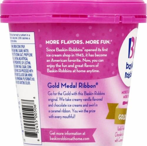 Ralphs - Baskin Robbins Gold Medal Ribbon Ice Cream, 14 fl oz