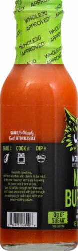 The New Primal Mild Buffalo Dipping & Wing Sauce Perspective: left
