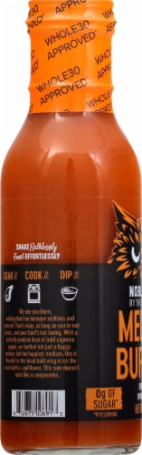 The New Primal Medium Noble Made Buffalo Dipping & Wing Sauce Perspective: left