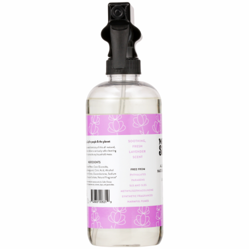 Molly's Suds Lavender All Purpose Spray Perspective: left