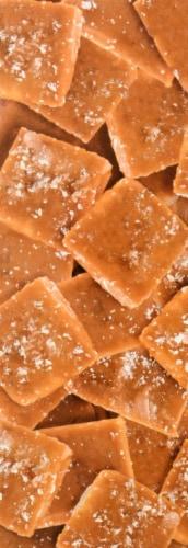 Chloe's Oatmilk Salted Caramel Frozen Dessert Pops Perspective: left
