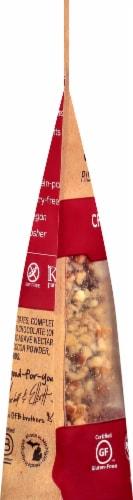 the GFB Chocolate + Cherry + Almond Gluten Free Bites Perspective: left