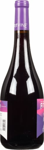 Fitvine Pinot Noir Red Wine Perspective: left