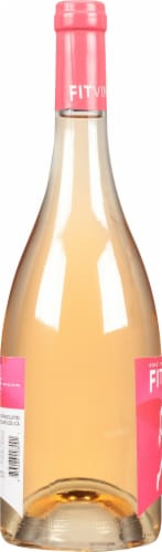 Fitvine Rose Wine Perspective: left