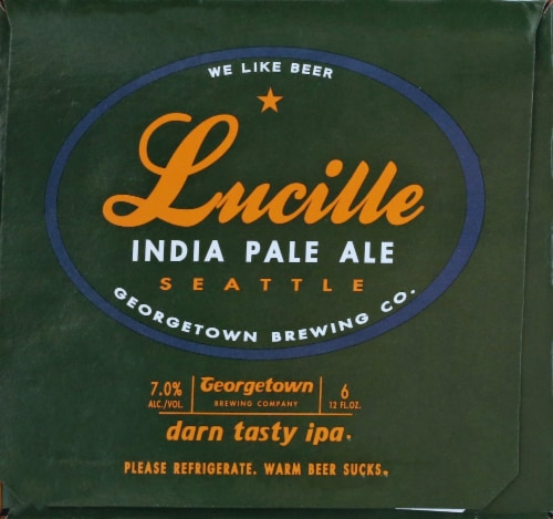 Lucille India Pale Ale Perspective: left
