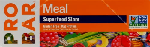ProBar Superfood Slam Meal Bars Perspective: left