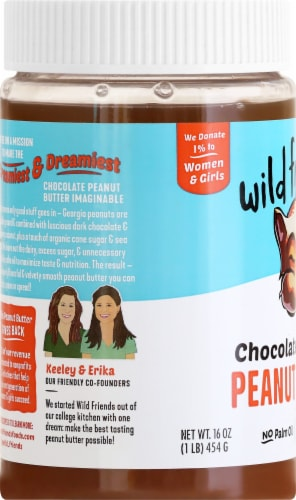 Wild Friends Chocolate Coconut Peanut Butter Perspective: left