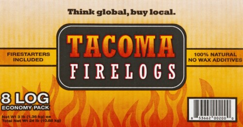 Tacoma Firelogs Perspective: left
