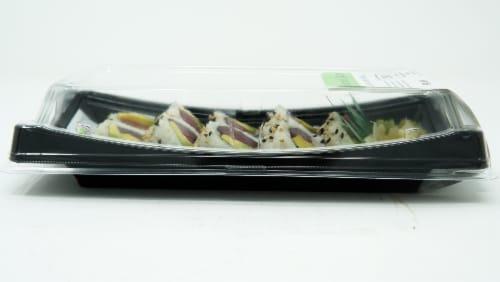 Yummi Sushi Tuna Avocado Roll Perspective: left