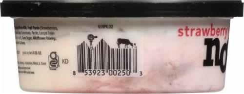 Noosa Strawberry Rhubarb Yogurt Perspective: left