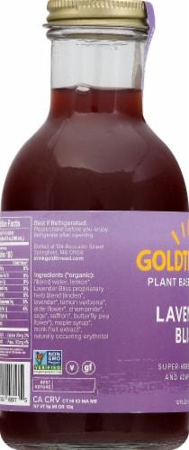 Goldthread Herbs Plant Based Tonics Lavender Bliss Perspective: left