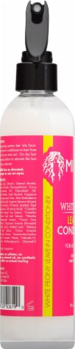 Mielle Organics White Peony Leave-In Conditioner Perspective: left