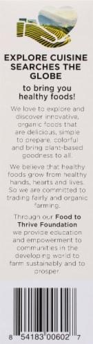 Explore® Cuisine Organic Edamame & Mung Bean Fettuccine Perspective: left