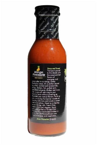 Old Havana Foods Mango Pineapple BBQ Sauce Perspective: left
