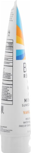 Bare Republic Sport Mineral Sunscreen Lotion SPF 50 Perspective: left