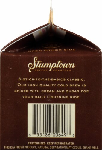 Kroger Stumptown Coffee Original Cold Brew Coffee 10 Fl Oz