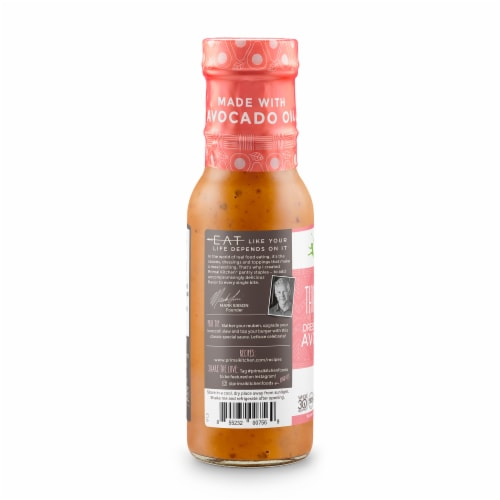 Primal Kitchen Thousand Island Dressing and Marinade Perspective: left