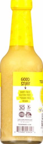 Tessemae's All Natural Lemon Garlic Dressing & Marinade Perspective: left