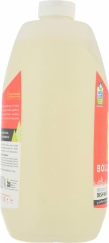 Boulder Clean Seroiusly Sparkling Natural Dishwasher Detergent Gel Perspective: left