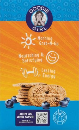 Goodie Girl Gluten Free Blueberry Breakfast Biscuits Perspective: left