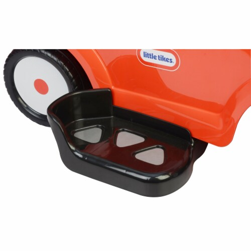 Best Ride On Cars Baby 3 in 1 Little Tikes Push Car Stroller Ride On Toy, Red Perspective: left
