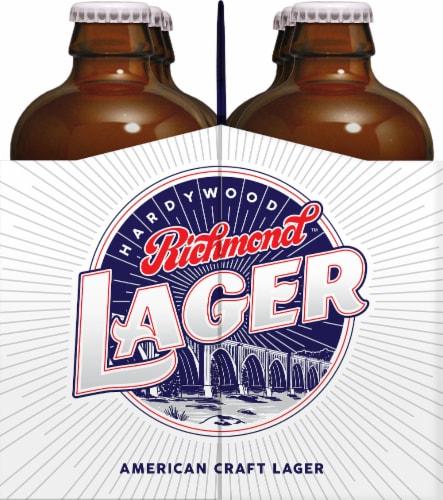 Hardywood Richmond Lager Perspective: left