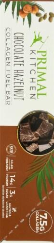 Primal Kitchen Chocolate Hazelnut Collagen Bar Perspective: left