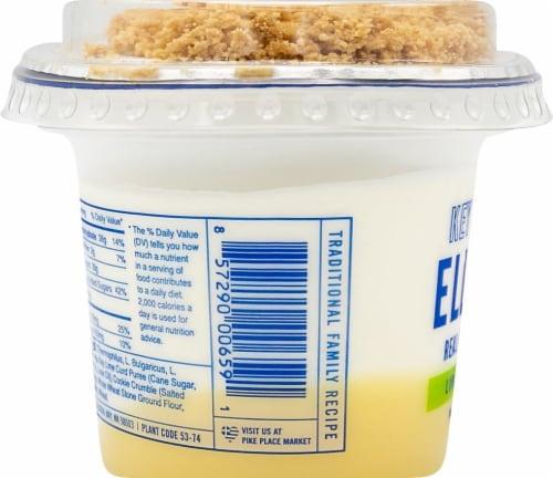 Ellenos Limited Edition Key Lime Pie Real Greek Yogurt Perspective: left
