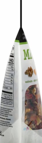 Gourmet Nut Power Up Mega Omega Trail Mix Perspective: left
