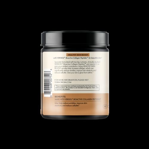 Terra Origin Citrus Verisol Collagen Skin Boost Powder Perspective: left