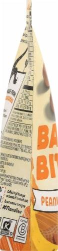 Barnana Organic Chewy Peanut Butter Banana Bites Perspective: left