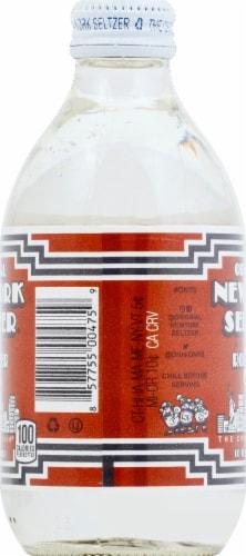 Original New York Seltzer Root Beer Soda Perspective: left