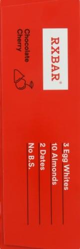 RXBAR Chocolate Cherry Protein Bar Perspective: left